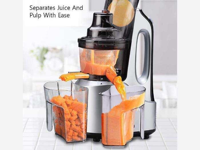 Best Juicers : हेल्दी लाइफ और स्ट्रांग इम्युनिटी के लिए घर पर बनाएं ताजे जूस, खरीदें यह Juicer