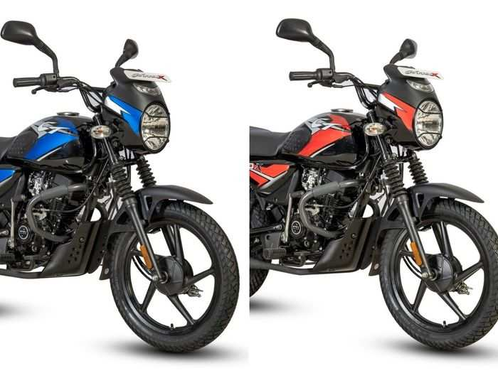 Bajaj CT110X launched in india