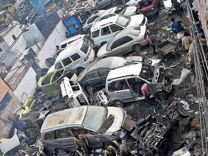 vehicle junk