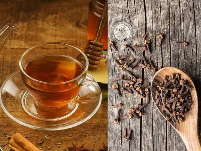 drinking clove water every morning can boost your immune system