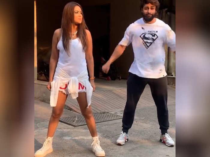 Nia Sharma And Shalin Bhanot