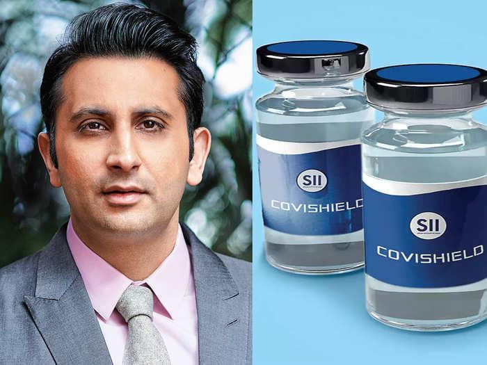 एसआईआई कोविशील्ड वैक्सीन बना रहा है।