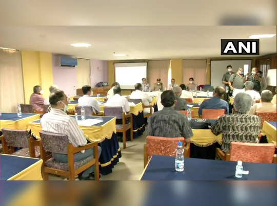 election commission meeting