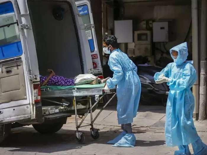 गोंदियात ऑक्सिजनअभावी १५ रुग्णांचा मृत्यू?; नातेवाइकांचा आरोप (प्रातिनिधिक फोटो)म