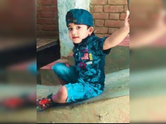 बच्चे की गन के साथ पहले फोटो खींची, फिर ट्रिगर दबा दिया, तीन साल के मासूम की एयरगन से हत्या