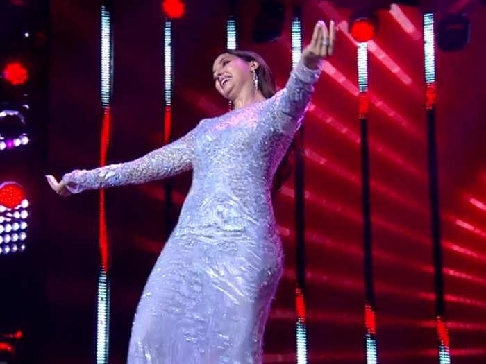 nora fatehi dance deewane 3 dance