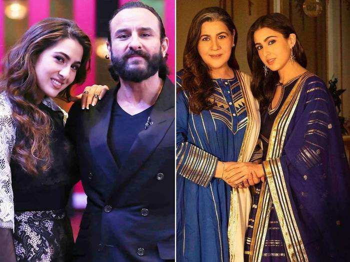 sara ali khan on saif ali khan and amrita singh had last dinner with her after divorce