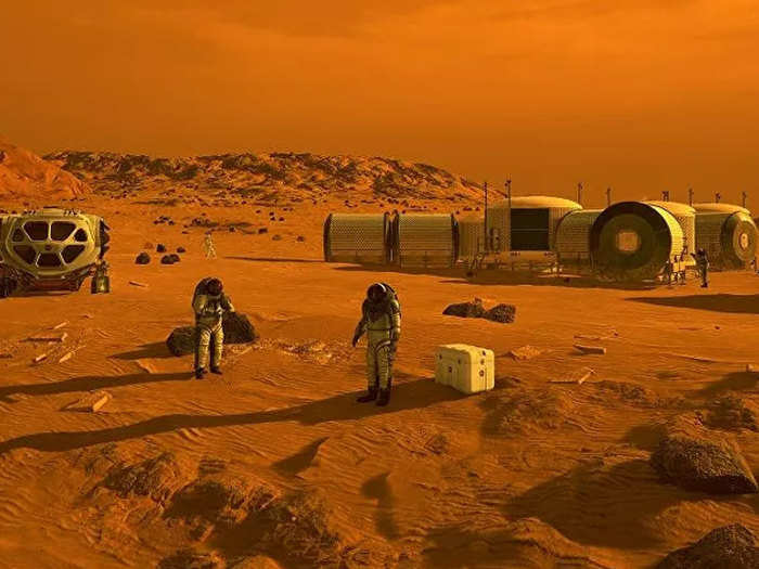 astronauts who die during mars mission can be buried on red planet or eaten by other crew members