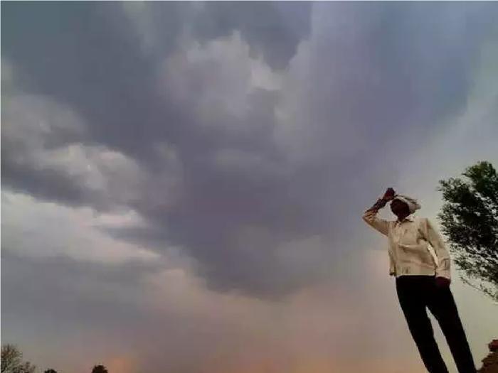 राजस्थान में पलटा मौसम, आगामी दिनों में भारी बारिश की संभावनाएं, जानिए डिटेल्स
