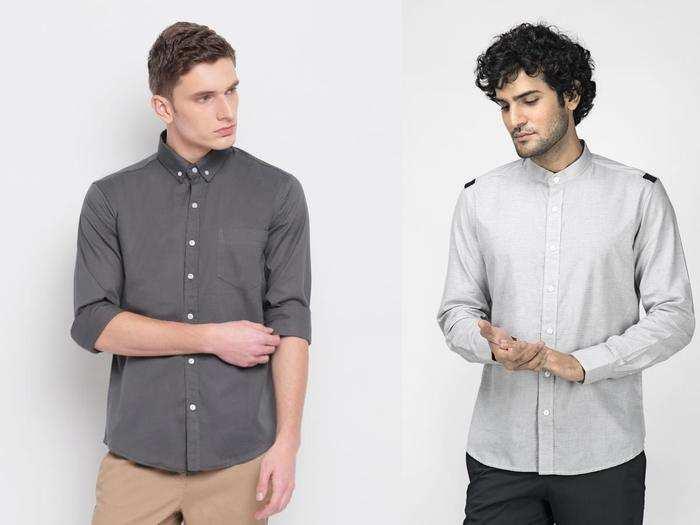 Mens Shirt : ऑफिस जाना हो या पार्टी, पर्फेक्ट लुक के लिए खरीदें ये क्लासी शर्ट