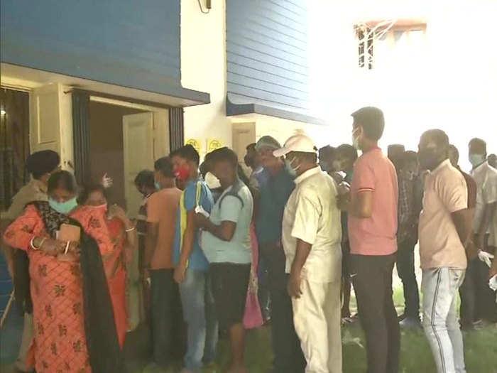 बंगाल में बंपर वोटिंग