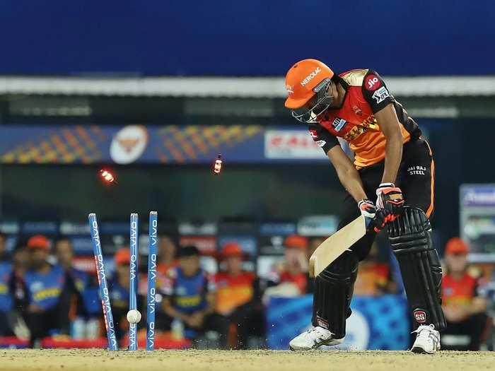 Kaleel Ahmed in IPL 2021