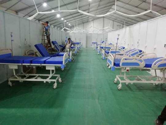 drdo hospital.