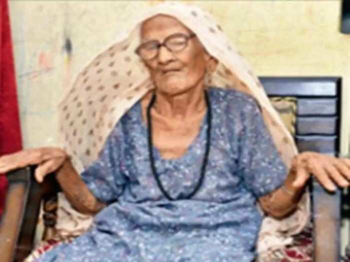 Oldest military pensioner Bachan Kaur