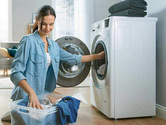 Washing Machines : वॉशिंग मशीन की इतनी कम कीमत कि चौंक जायेंगे आप, कीमत सिर्फ 4,990 रुपए से शुरू