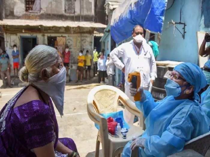 mumbai corona infection