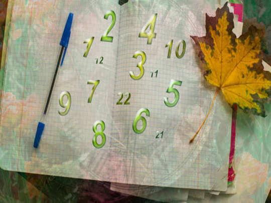weekly numerology 18 to 24 april 2021ank jyotish in marathi