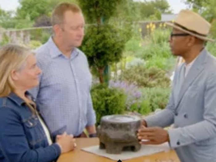 बीबीसी के शो में नजर आया अनोखा स्टूल