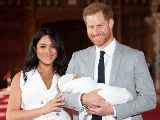 royal family rules which meghan markle breaks for children in marathi