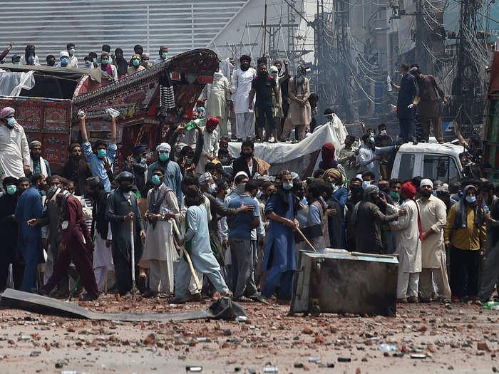 Tehreek-i-Labbaik Pakistan