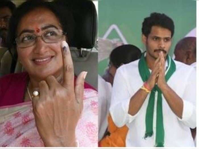 Nikhil and sumalatha