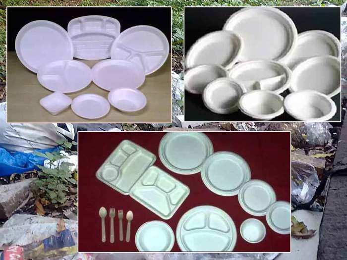 this eco-friendly product is fast emerging as an alternative to thermocol plates have you seen?