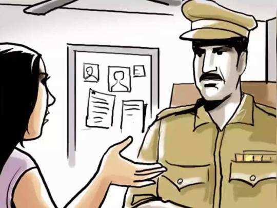 पत्नीसह मुलीला मारहाण आणि शिवीगाळ, वकील पतीसह मित्रावर गुन्हा