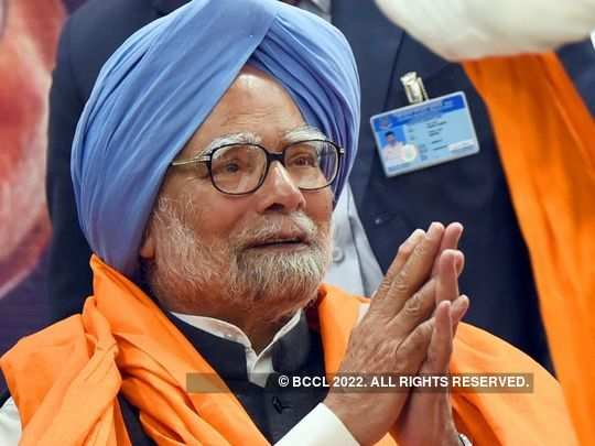 Dr Manmohan Singh. Photo by Yogesh Kumar / BCCL