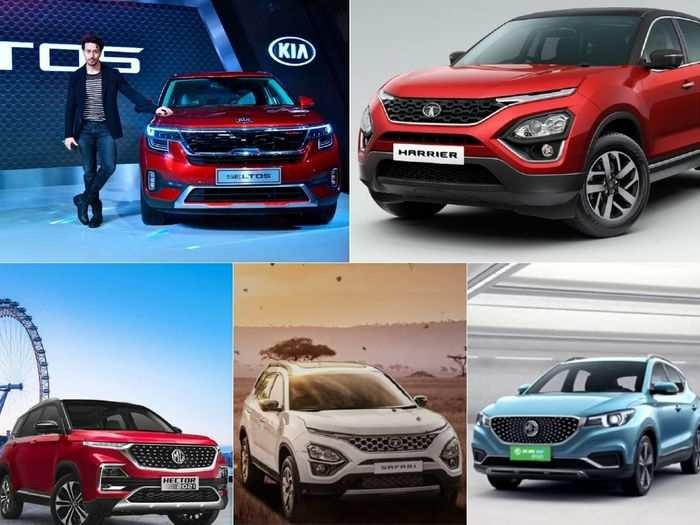 कौन है देश की सबसे ज्यादा बिकने वाली मिड साइज SUV? पढ़ें मार्च महीने की टॉप-10 लिस्ट