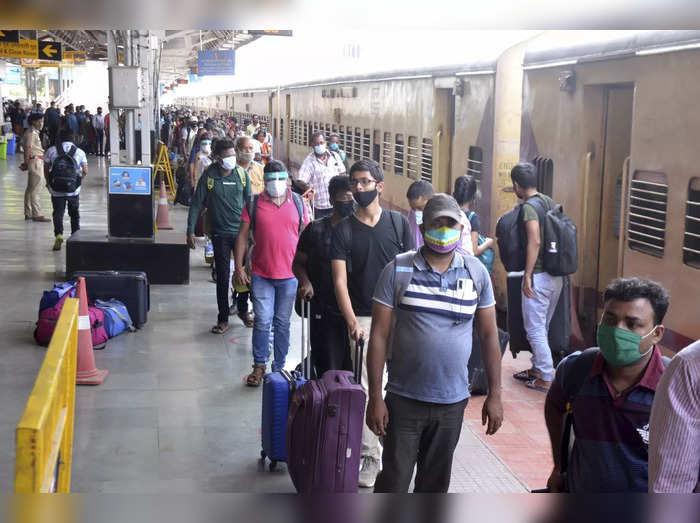 बिहार जाने के लिए स्पेशल ट्रेन आज और कल (File Photo)