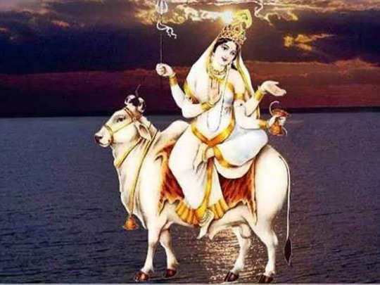 चैत्र नवरात्र २०२१: विश्वाला प्रकाशमान करणारी महागौरी देवी