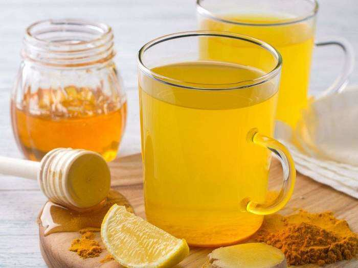these herbal drink recipes can boost immunity power and detox the body in marathi