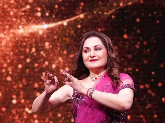 jaya prada dance indian idol 12