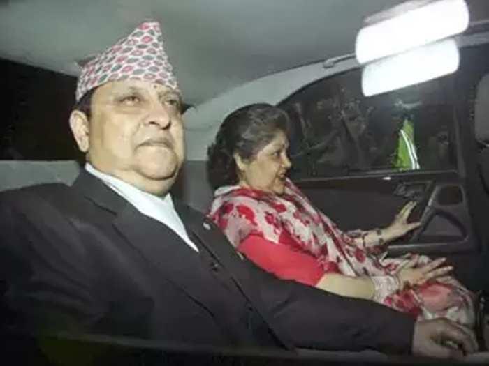 Gyanendra Shah and Komal Shah