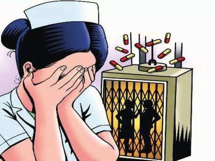 मुंबई: कोविड सेंटरमध्ये करोना रुग्णाचा नर्सवर हल्ला
