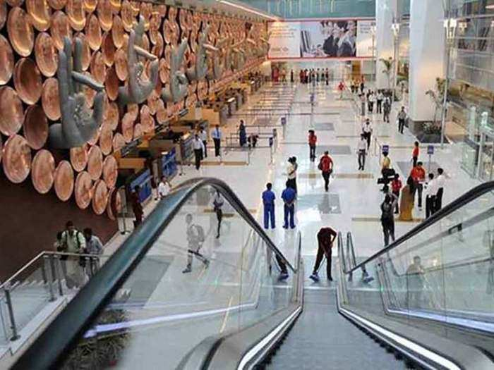 दिल्ली एयरपोर्ट (File Photo)