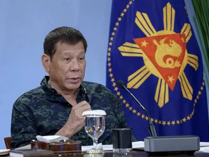 Rodrigo Duterte 0991