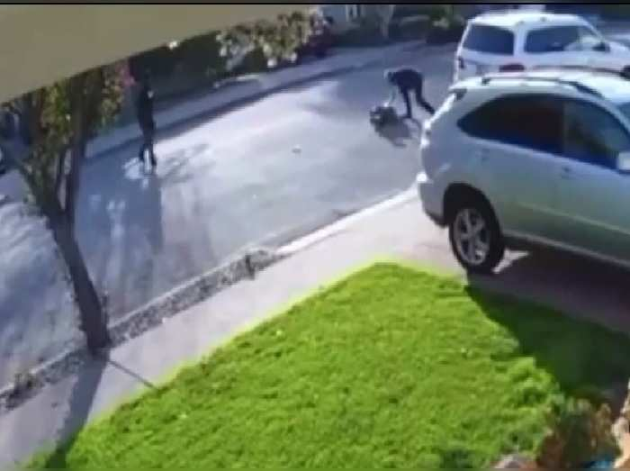 Robbery Attempt