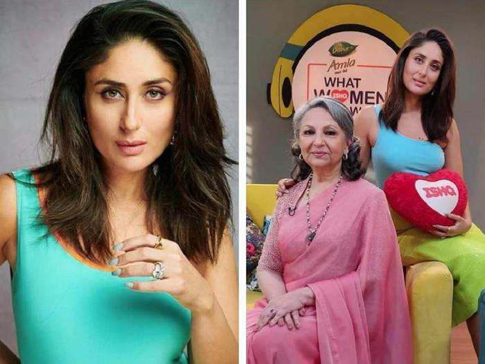 kareena kapoor khan on sharmila tagore and perfect relationship between mother in law and daughter in law