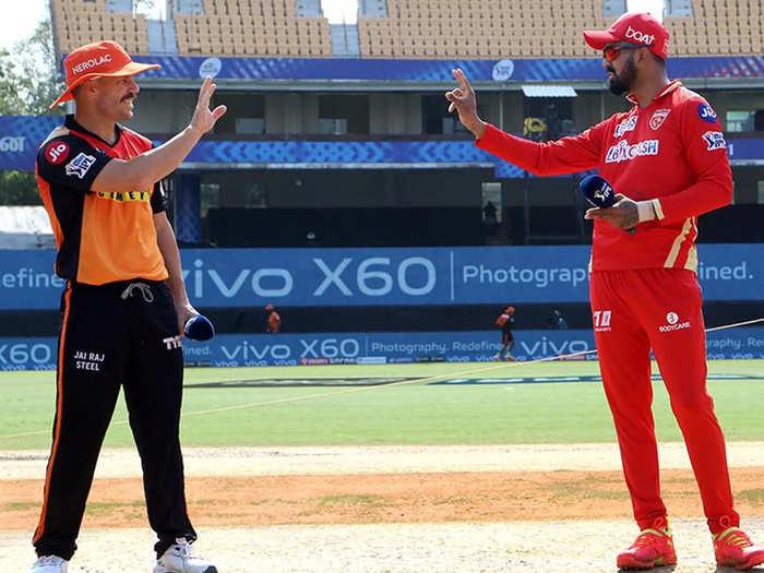 पंजाब विरुद्ध हैदराबाद (फोटो-बीसीसीआय)