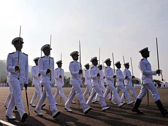 नौदलात नाविक पदाच्या २५०० रिक्त जागांवर बंपर भरती