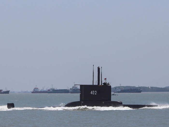 submarine-KRI-Nanggala