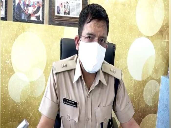 ASP Prashant Choubey