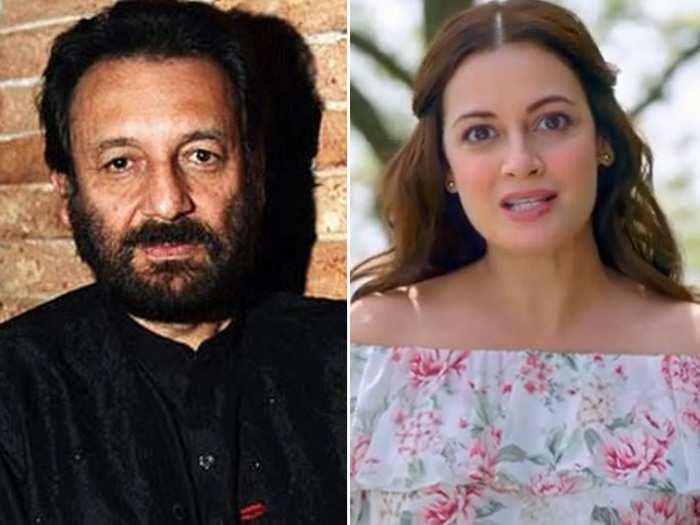 Shekhar Kapoor Dia Mirza