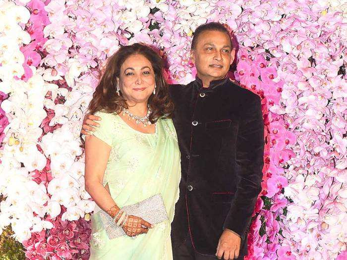 tina munim anil ambani relationship and they did not speak to each other for about four years