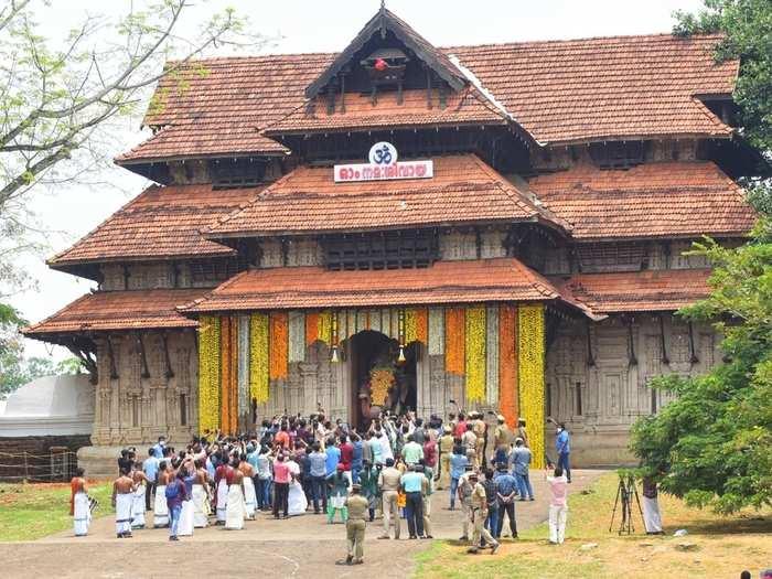 Thrissur Pooravilambaram