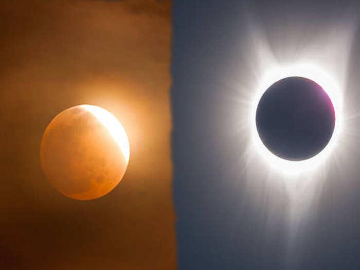 भारतात पहिल्यांदा चंद्र ग्रहणावेळी असे होईल, जाणून घ्या महत्वाच्या घडामोडी