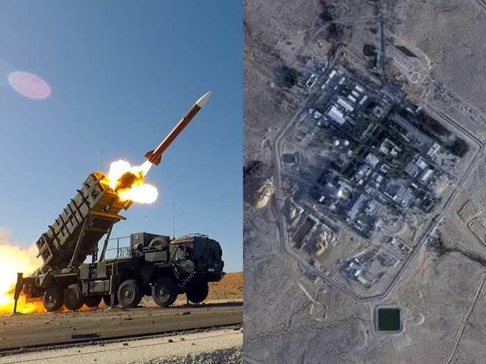 Israel Nulear Base Attack 011