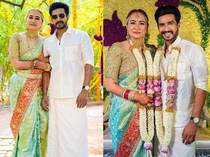 vishnu vishal and jwala gutta tied the knot in hyderabad see wedding photos