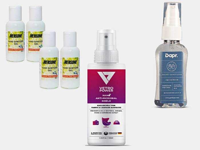 अपने आस-पास सफाई रखने के लिए इस्तेमाल करें ये Disinfectant Spray